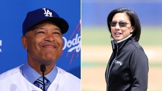 "In October, Dave Roberts become <a href=""https://www.thescore.com/mlb/news/2045237"" target=""_blank"" rel=""noopener noreferrer"">the first manager of Asian descent</a> to led his team to a World Series victory. A month later,&nbsp;Kim Ng became&nbsp;the&nbsp;<a href=""https://www.today.com/news/miami-marlins-kim-ng-becomes-1st-female-general-manager-mlb-t199023"" target=""_blank"" rel=""noopener noreferrer"">first woman</a>&nbsp;and first East Asian American to hold the position of general manager in Major League Baseball history."