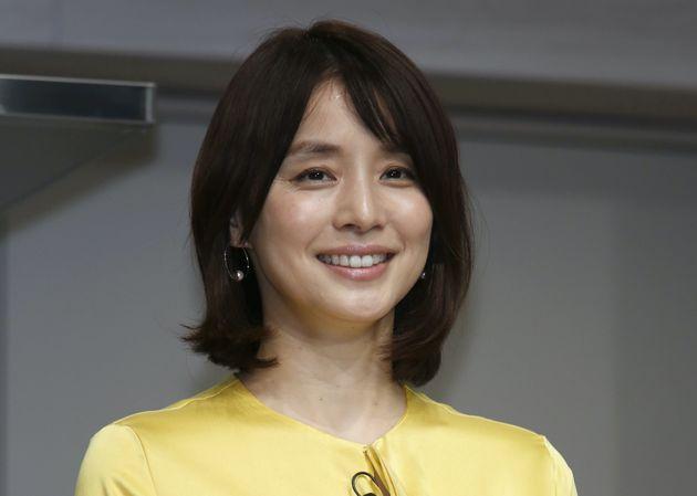 石田ゆり子さん(2017年10月19日撮影)