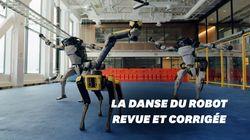Les robots de Boston Dynamics dansent peut-être mieux que