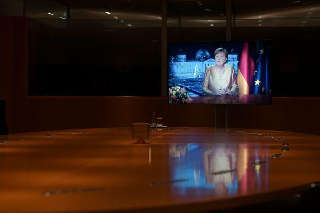 Γερμανία: Το συγκινητικό τελευταίο (;) πρωτοχρονιάτικο διάγγελμα της