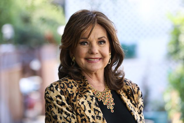 Dawn Wells pictured in