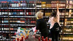 La vente d'alcool limitée ou interdite dans plusieurs
