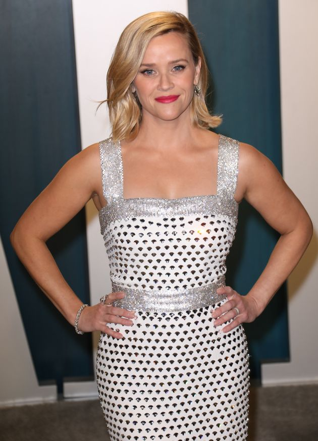 Reese Witherspoon at an Oscars after-party earlier this