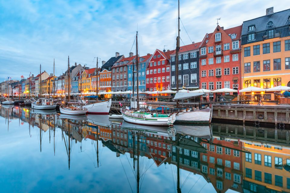 Il green di Copenhagen tra i 21 motivi per andare in Danimarca nel