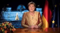 Angela Merkel carga contra los negacionistas en su discurso de Año Nuevo: