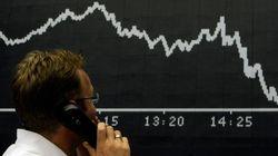El Ibex 35 se desploma más de un 15% en el año del