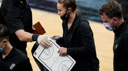 Historic: Becky Hammon Becomes First Woman To Coach NBA