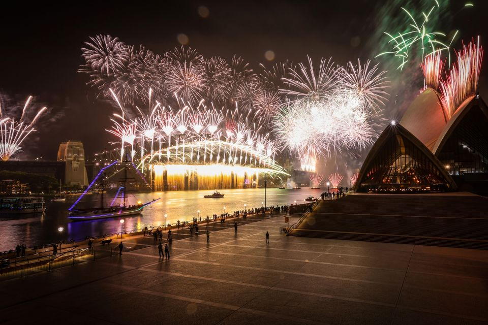 New Year Celebrations In Covid-Free New Zealand Look Very Different Compared To The Rest Of The