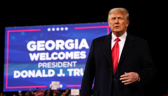 Georgia Election Could Prove Key Factor in Donald Trump's Sway Within The Republican