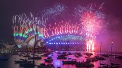 New Year's Celebrations Muted By Coronavirus As Curtain Draws On