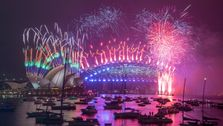 2020 Slinks Into History Around The World As Fireworks Light Deserted Streets