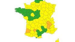 Quatre départements en vigilance orange pour des chutes de neige et des