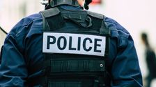 French Police Attacked By Curfew-Busting New Year Party-Goers