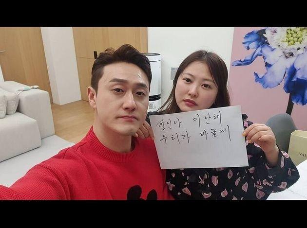 코미디언 김원효-심진화