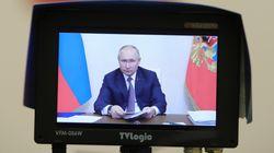 Una televisión rusa la lía por lo que hizo durante el discurso de Año Nuevo de