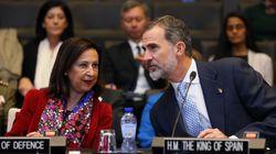 La ministra Margarita Robles defiende los