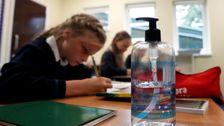 UK Hits New Daily Virus Record As Teachers Urge School Closures