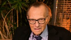 Larry King Fighting COVID-19 In Los Angeles Hospital: