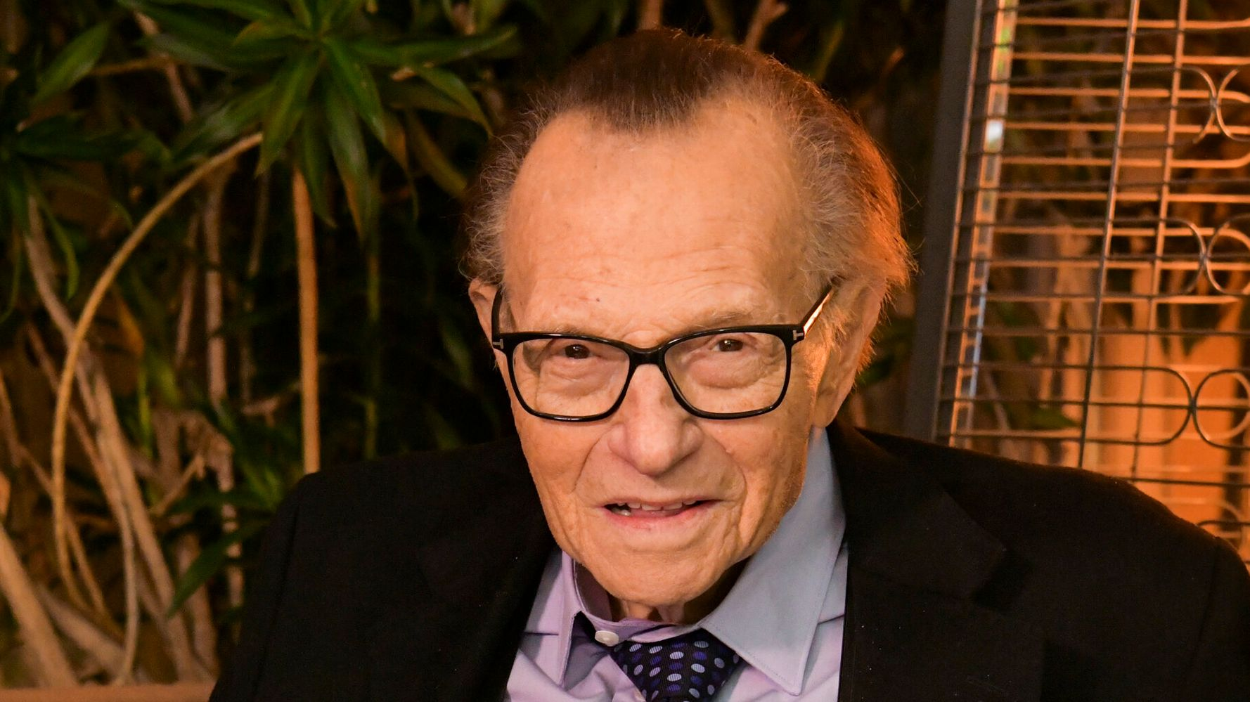 Larry King Fighting COVID-19 From Los Angeles Hospital Bed: Reports