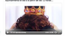 Críticas al Ayuntamiento de Alicante por lo que se ve en este vídeo para la cabalgata de