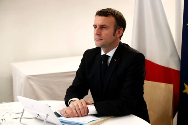 Emmanuel Macron, ici au fort de Brégançon, le 30 décembre