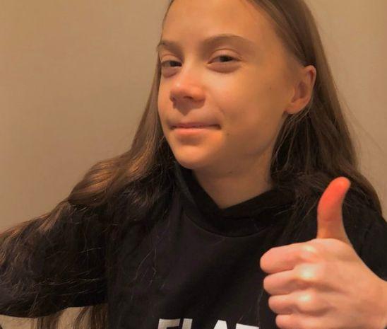 «Enfin libre» à 18 ans, Greta Thunberg a un message pour les