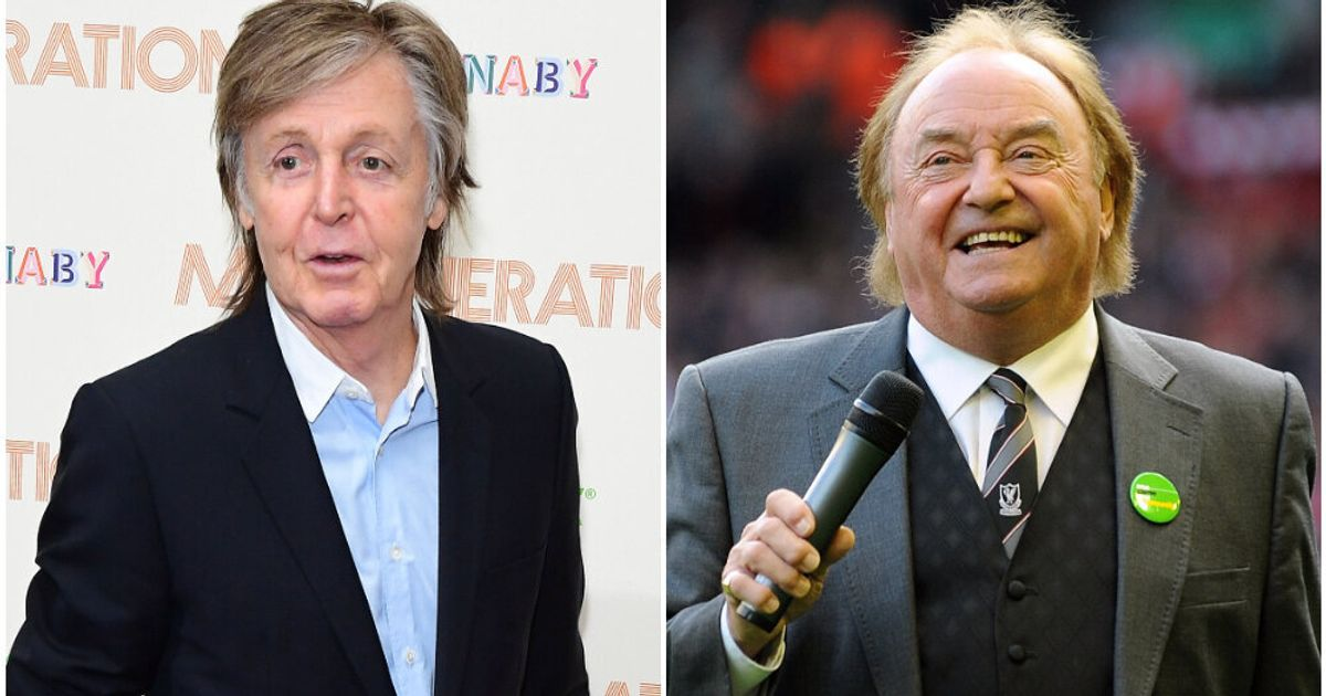 Paul McCartney Leads Tributes To Gerry Marsden Following Death Of You'll Never Walk Alone Singer
