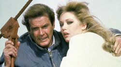 L'actrice Tanya Roberts, ex-James Bond girl, est