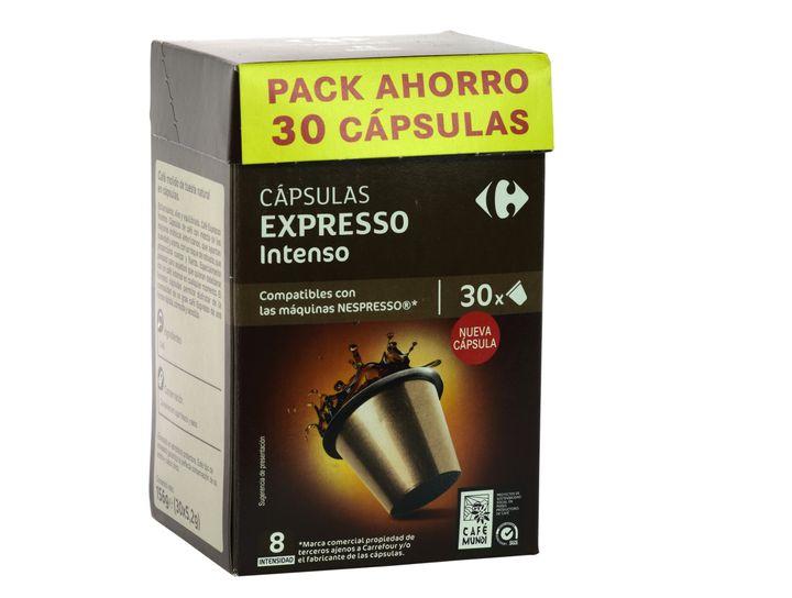 """Caja de <a href=""""https://www.carrefour.es/supermercado/la-despensa/dulce-y-desayuno/cafes/cat20100/c"""" target=""""_blank"""" role=""""link"""" data-ylk=""""subsec:paragraph;itc:0;cpos:__RAPID_INDEX__;pos:__RAPID_SUBINDEX__;elm:context_link"""">Carrefour Intenso 8. </a>"""