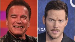 Arnold Schwarzenegger Accidentally Trolls His Son-In-Law Chris Pratt In The Worst Possible