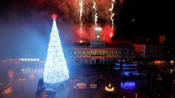 Las celebraciones de un Año Nuevo atípico en distintas partes del