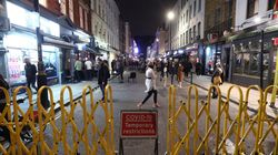 Downing Street Refuses To Rule Out Curfew As Covid