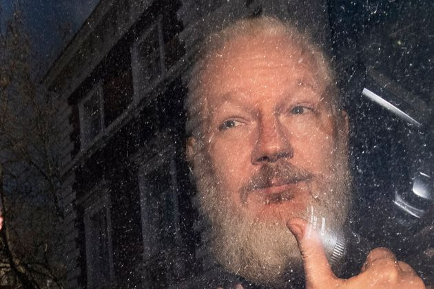 Julian Assange dodged a US attempt to extradite