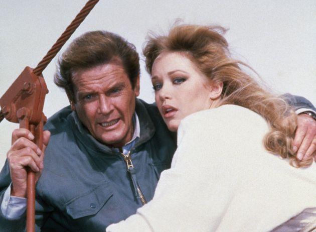L'actrice et Bond Girl Tanya Roberts est toujours