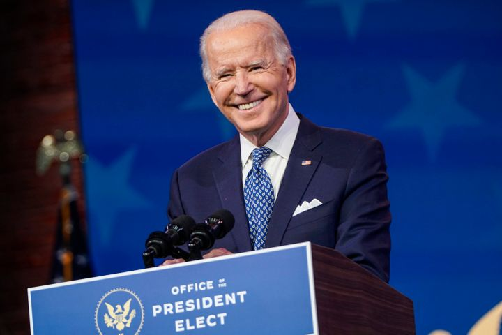 President-elect Joe Biden's inauguration will feature a virtual parade, which people are encouraged to watch from home to hel