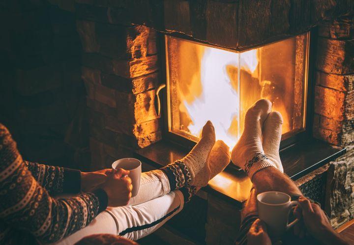 겨울철 최강 한파 속에도 몸을 따뜻하게 유지하는 비결 모음