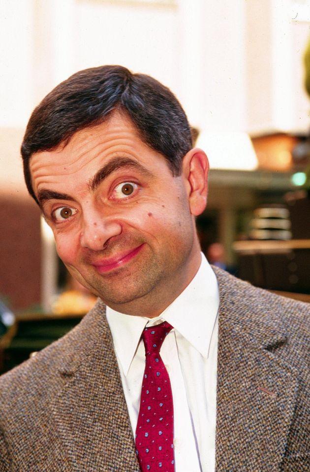 Rowan Atkinson as Mr