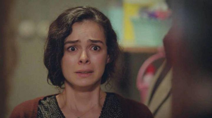 Özge Özpirinççi, protagonista de 'Mujer'.