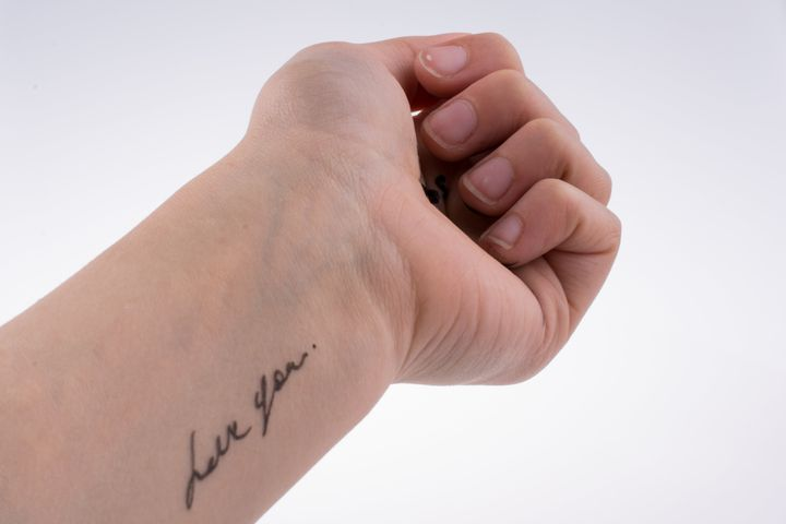 People choose a variety of tattoos to honor lost loved ones.