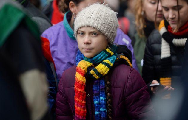 스웨덴 기후운동가 그레타 툰베리가 최근 18살 성인이