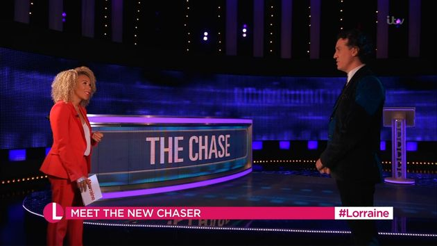 Darragh joined The Chase in November