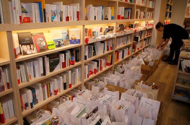 Malgré les deux confinements, les libraires français ont réussi à limité...