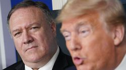Mike Pompeo Appears To Finally Acknowledge Trump Loss, 9 Weeks After Election