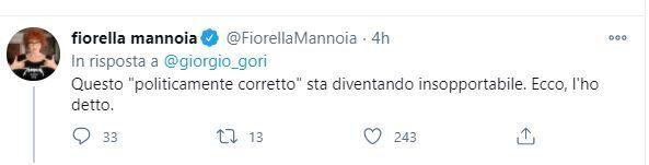 """Fiorella Mannoia: """"Grease sessista e misogino? Questo 'politicamente corretto' sta diventando"""