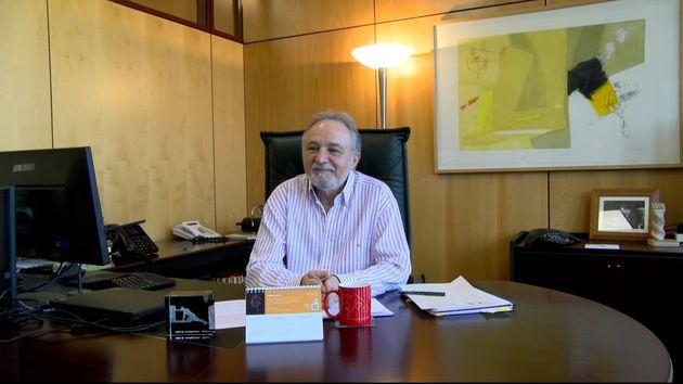 El director del CIB-CSIC, Enrique J. de la