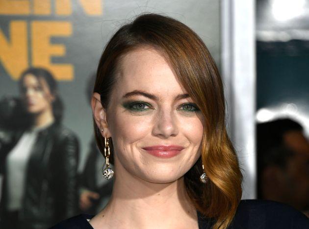 Emma Stone, ici à Los Angeles aux États-Unis, le 10 octobre