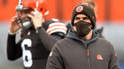 Browns Lose Head Coach For Playoff Game Due To