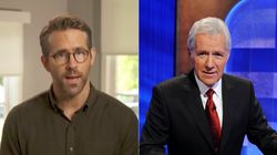Ryan Reynolds Makes Cameo In One Of Alex Trebek's Last 'Jeopardy!'