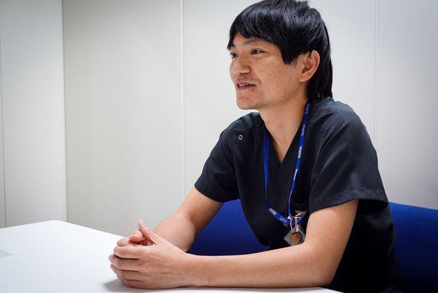 松井基浩さん
