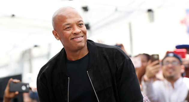 Dr. Dre pictured on June 12, 2017, in Los